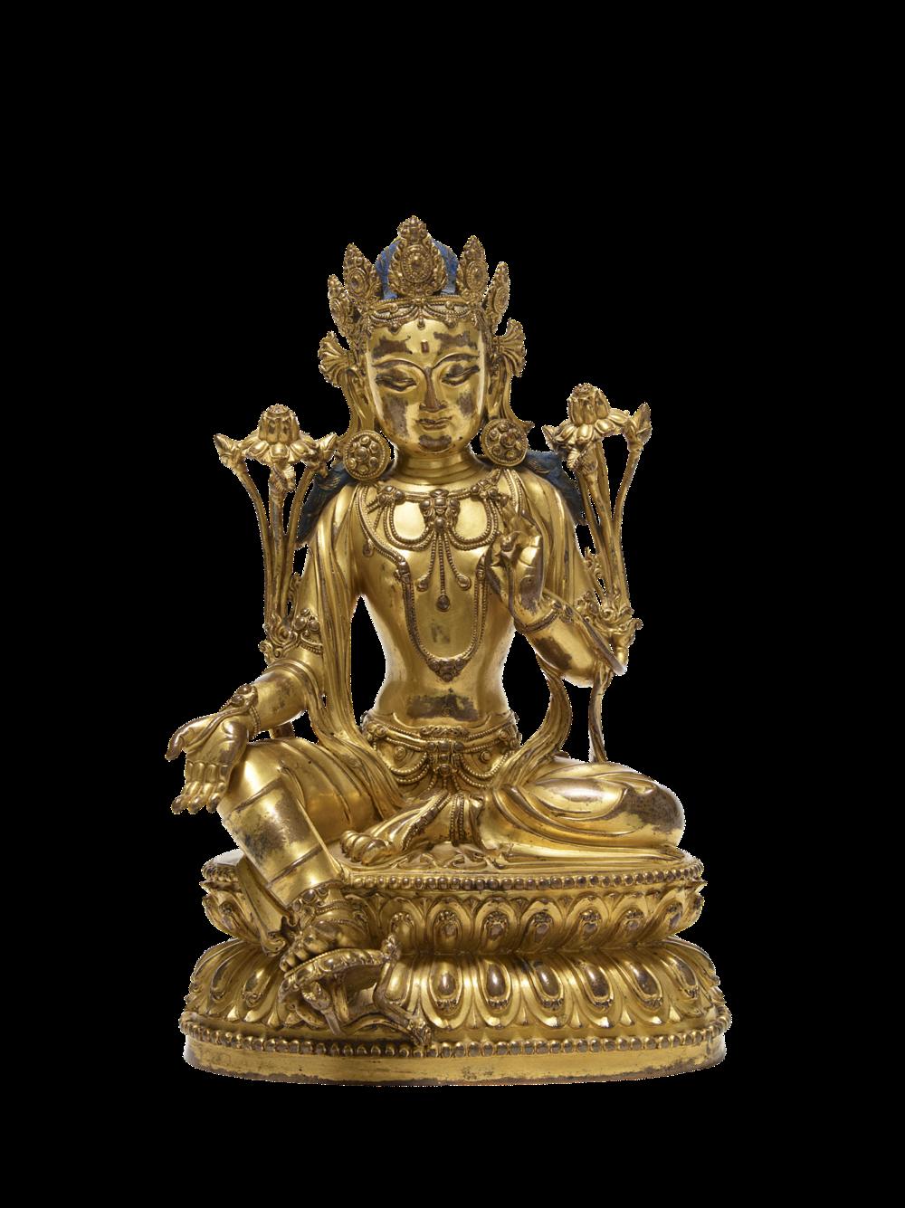 Grüne Tara (Shyamatara)