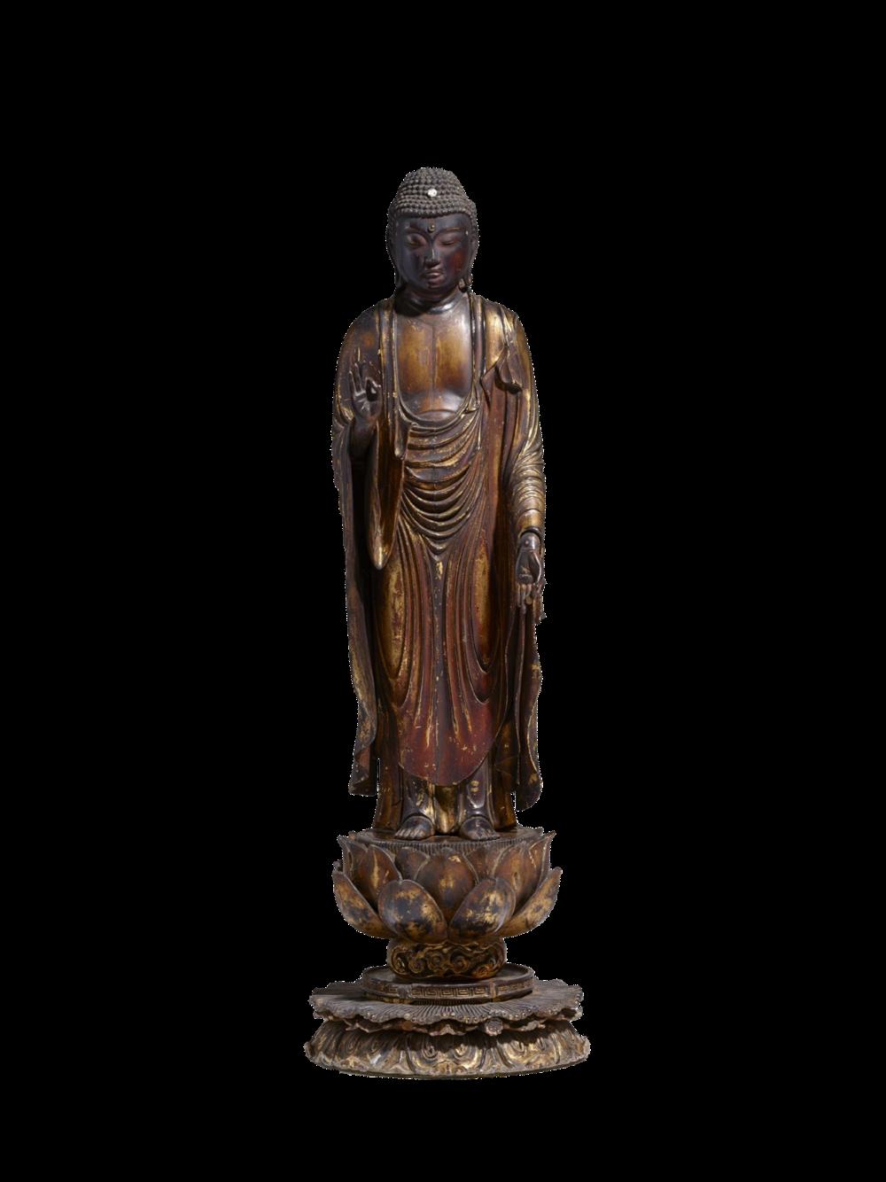 Stehender Amida Buddha