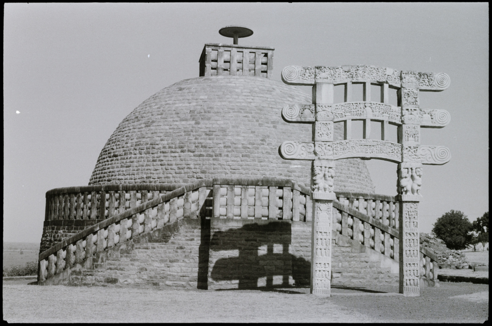 Stupa in Sanchi