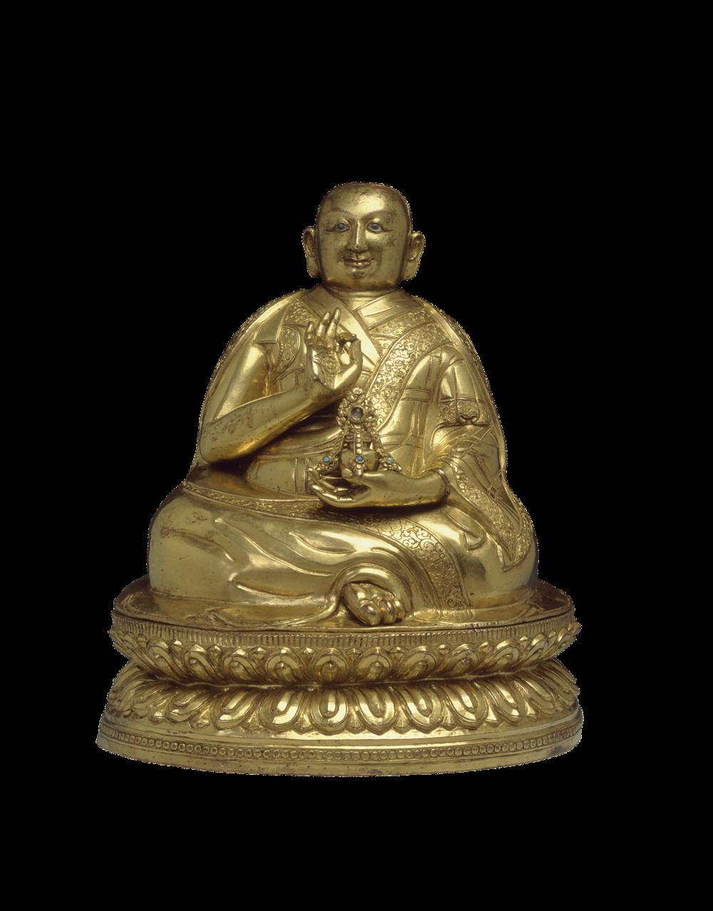 Gendün Gyatso, der zweite Dalai Lama (1476–1542)
