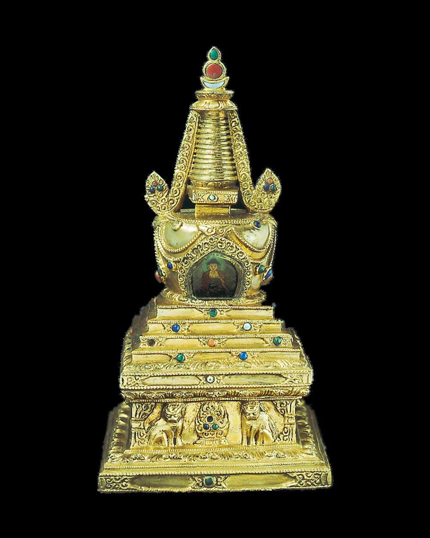 Vijaya Stupa