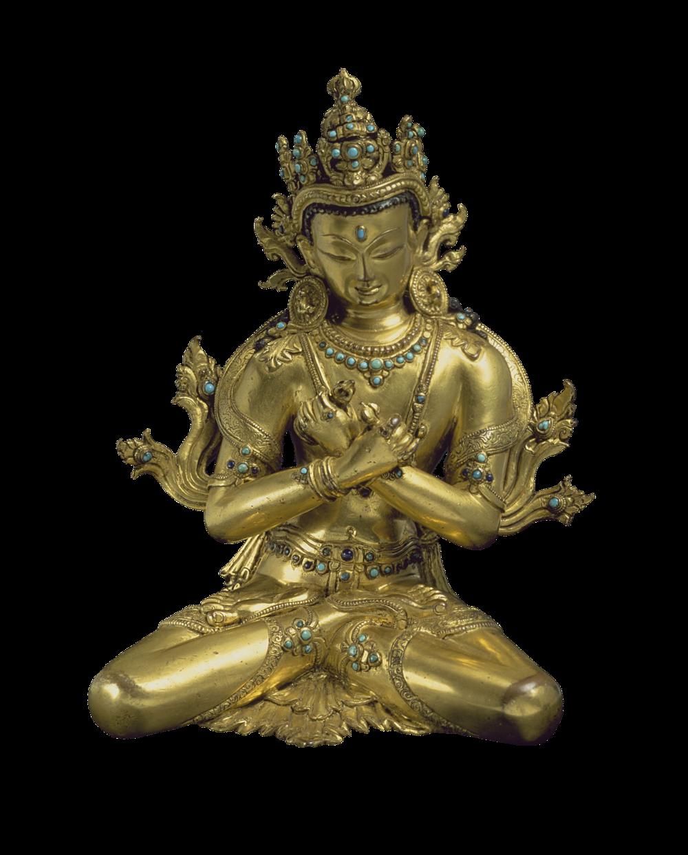 Der Ur-Buddha Vajradhara