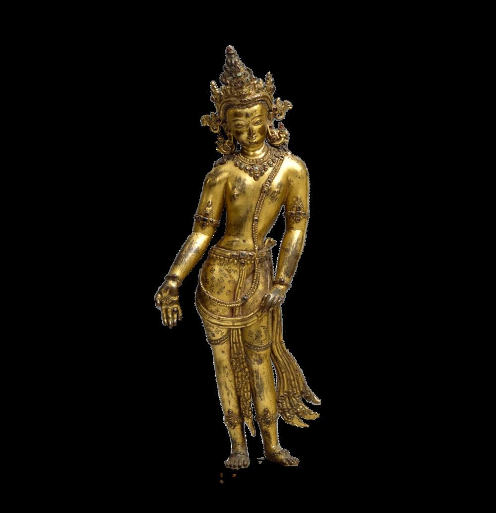 Avalokiteshvara, der Bodhisattva des Mitgefühls