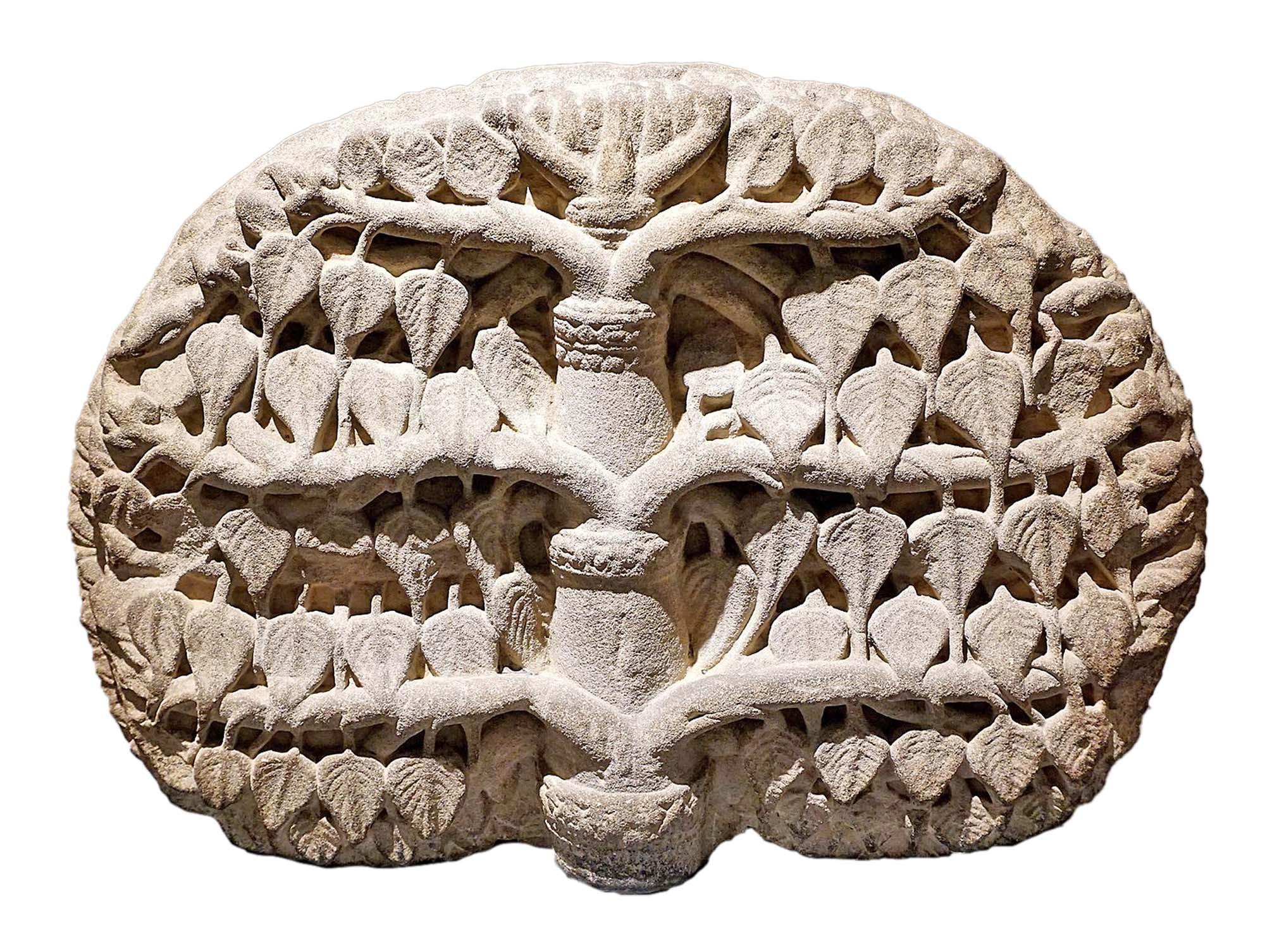 Bodhi tree, Thailand, Ayutthaya, 15th c.