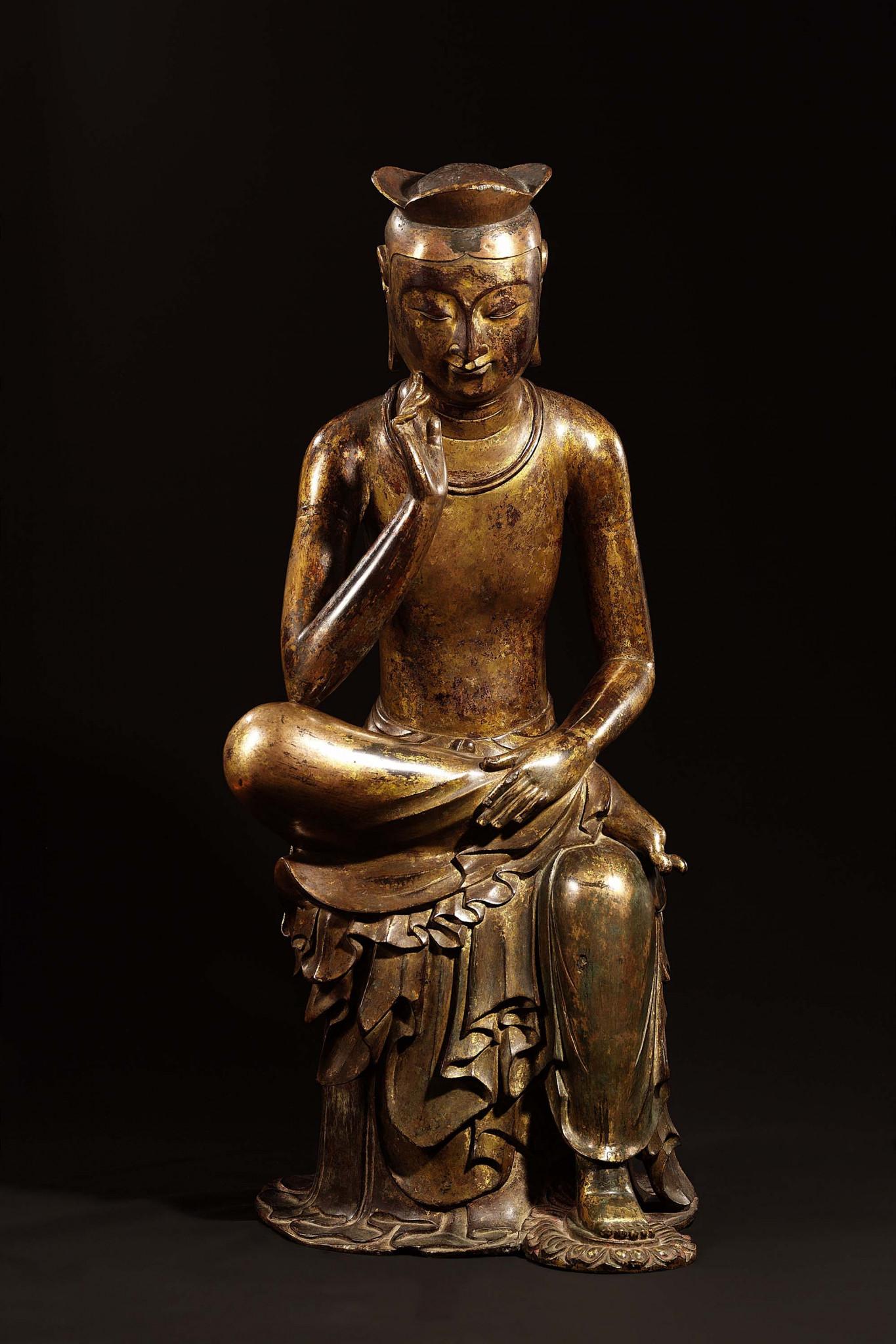 Contemplative Bodhisattva