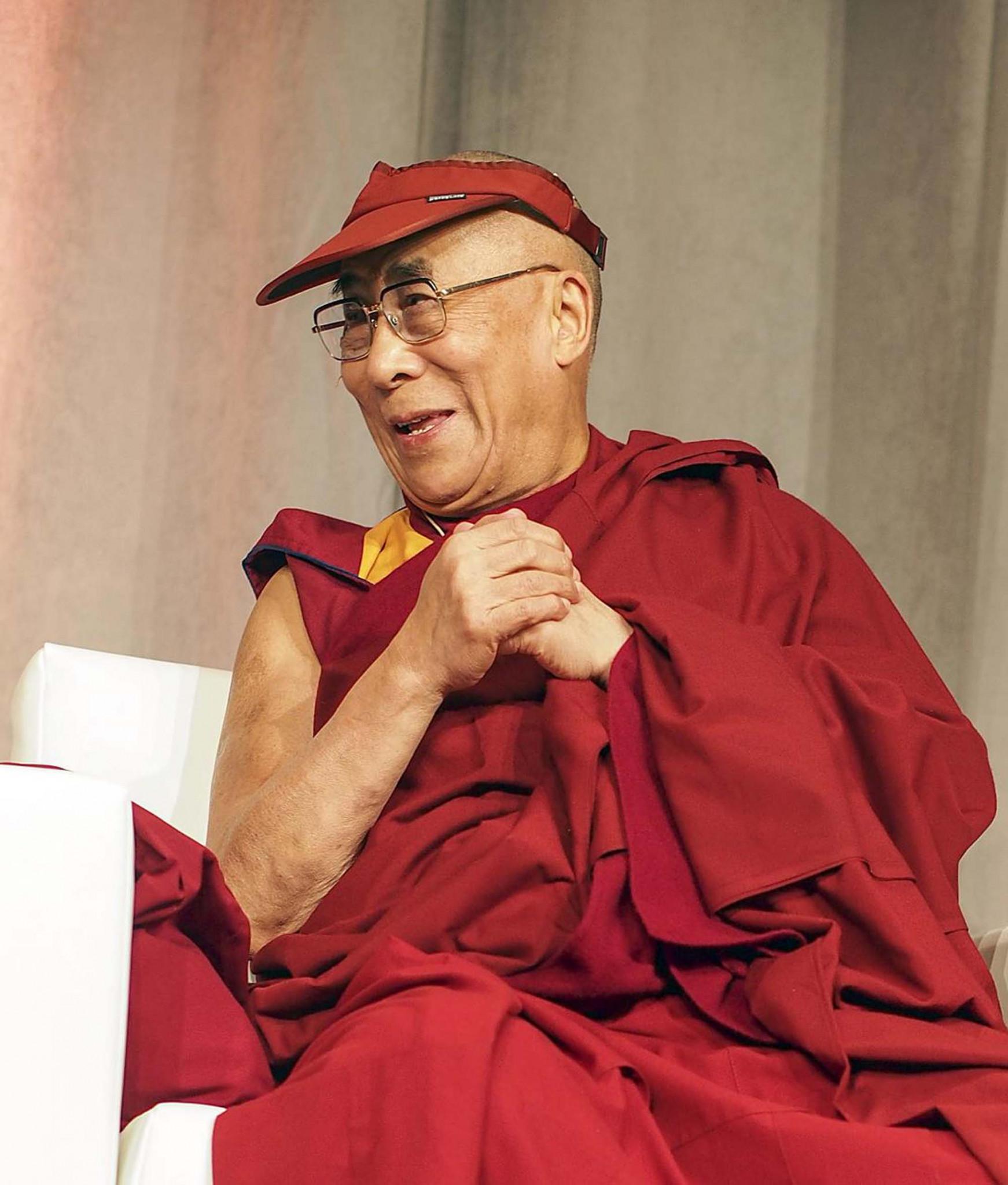 The 14th Dalai Lama Tenzin Gyatso