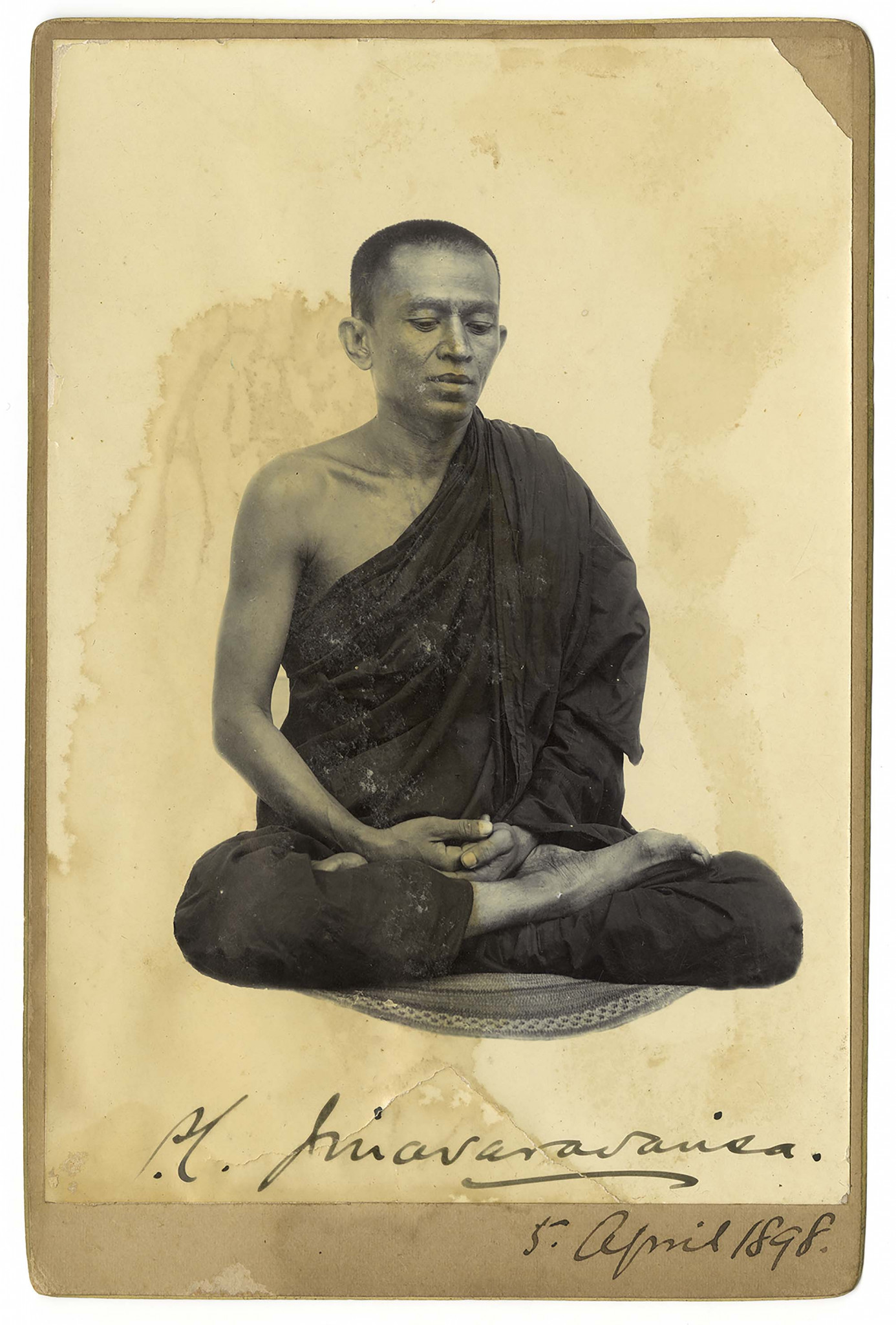 J. C. Jinaravansa (1851–1935)
