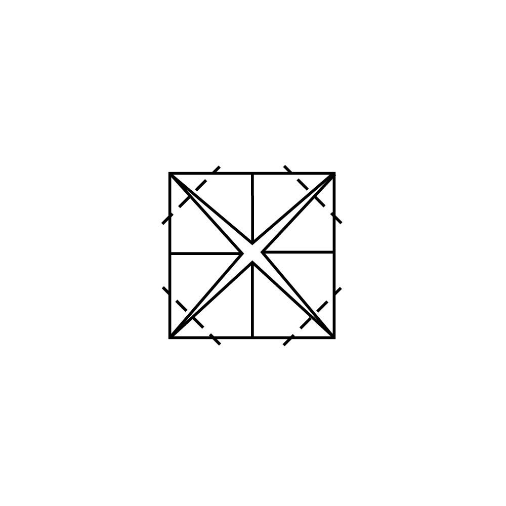 Lotus Folding Guide: Step 6
