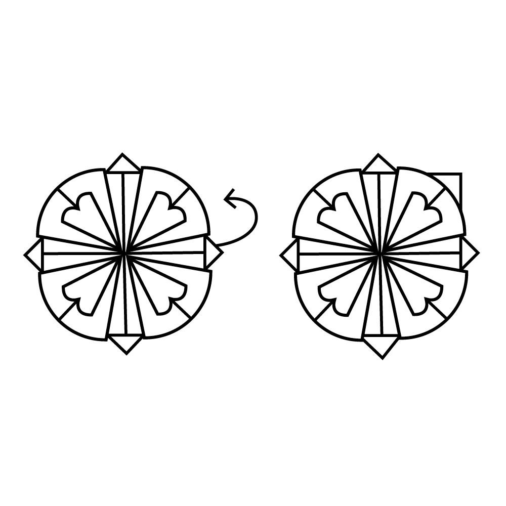 Lotus Folding Guide: Step 9