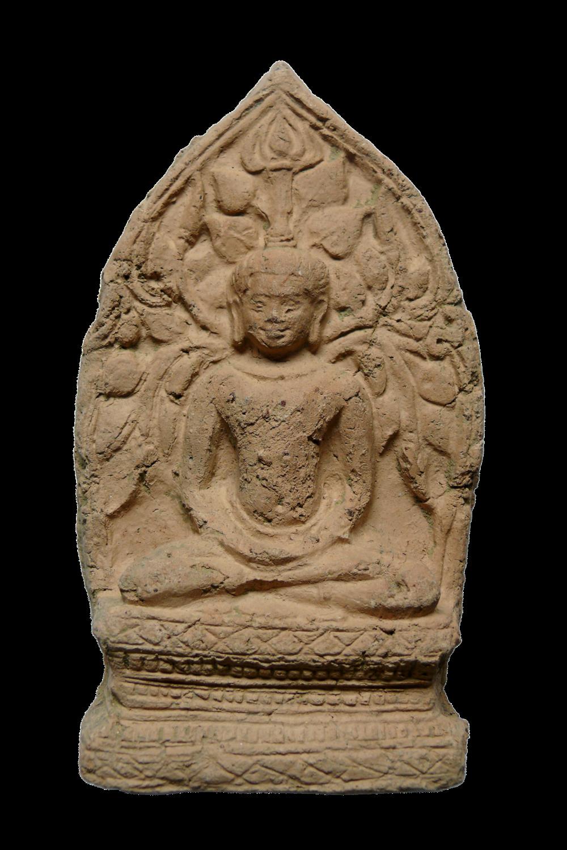 Buddha Shakyamuni meditiert unter dem Bodhi-Baum